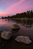 Zephyr Trio (boingyman.) Tags: sunset seascape landscape rocks laketahoe ps handheld pointandshoot scape zephyrcove boingyman
