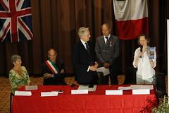 Antonio Millozzi receives MBE