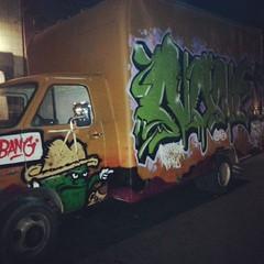 NONER WKT UND (BEEK.YOU!) Tags: graffiti oakland und wrc wkt noner
