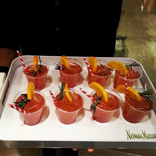 Citrus Holidays! #NiemanMarcus