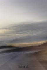 Bagdad Cafe (Gorefacio) Tags: road sunset countryside experimental desert carretera impressionism desierto impression almería icm mci impresionismo intentionalcameramovement