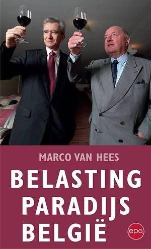 Belastingparadijs België Marco Van Hees