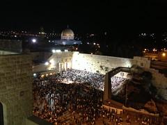 The old city of Jerusalem (hadar_yonna) Tags: jerusalem hakotel westwall oldcityofjerusalem slihot slichot