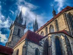 prague (Trigger1980) Tags: church prague stare tyn mesto impressedbeauty mygearandme