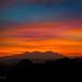 Sunset on Mt. Apo, Davao City