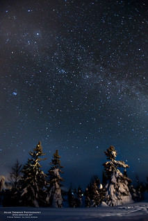 Milky Way over Valdres