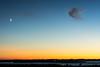 Long Island Sunset (Torres_Photos) Tags: new york sunset sky sun moon ny newyork beach stars island bay jones nikon long venus space longisland atlantic planet planets nightsky setting atlanticocean jonesbeach