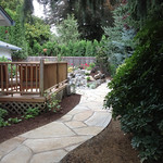 """Greenhaven Landscapes Inc., stone path, pavers, pathway, walkway, water feature, landscape, landscaping, lifescape <a style=""""margin-left:10px; font-size:0.8em;"""" href=""""http://www.flickr.com/photos/117326093@N05/12824766754/"""" target=""""_blank"""">@flickr</a>"""