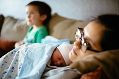 8U9A9277 (www.derekmogensenphotography.com) Tags: grandma baby girl colorado sister brother father mother barbie grandpa loveland newborn delivery breastfeeding homebirth midwife derekmogensenphotography