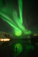 strong light (John A.Hemmingsen) Tags: night zeiss aurora nordnorge northernlights auroraborealis borealis tromsø nikond600 ersfjordbotn zeissdistagon15mm
