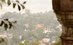Unterwegs in Luang Prabang.