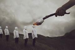 His Hell was Eternal (joshuamalik) Tags: art photography surrealism fineart fine surreal concept conceptual 365project joshuamalik