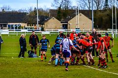 Witney 3's vs Swindon College-1065