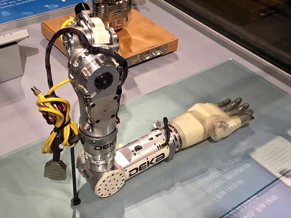 "the luke arm Dean kamen's ""luke arm""—a prosthesis named for the remarkably lifelike prosthetic worn by luke skywalker in star wars —came to the end of its two-year funding."