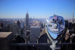 Top of the Rock (^Joe) Tags: architecture city building view newyorkcity newyork nyc usa america totr topoftherock manhattan midtown