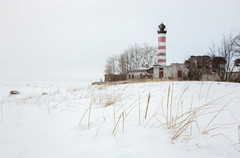 Шепелевский маяк на полуострове Каравалдай (gavrish_ka) Tags: lighthouse navigation light маяк шепелевский
