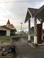 Te Papaiouru Marae (eyair) Tags: ashmashashmash rotorua nz newzealand tepapaiourumarae maori