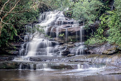 Somersby Middle Falls