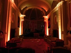 """Illuminazione Architetturale a Borgo san Felice • <a style=""""font-size:0.8em;"""" href=""""http://www.flickr.com/photos/98039861@N02/32903192050/"""" target=""""_blank"""">View on Flickr</a>"""