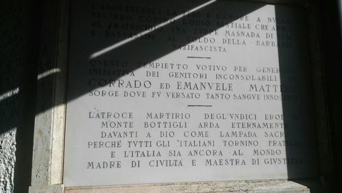 """Guided tour """"Cantieri della memoria"""""""