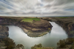 Hoces del Duraton. (jetepe72) Tags: hoces duraton san miguel de bernuy rio paisaje landscape larga exposicion