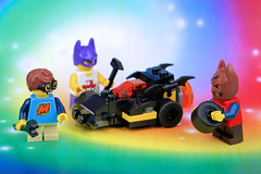 Batkidz rule at Children's Day (Lesgo LEGO Foto!) Tags: lego minifig minifigs minifigure minifigures collectible collectable legophotography omg toy toys legography fun love cute coolminifig collectibleminifigures collectableminifigure batman batgirl children child kids childrensday childrenday day kid kidz robin batmanmovie