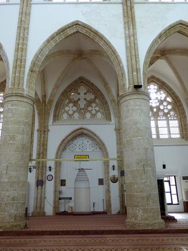 Gazimagusa - Lal Mustafa Pasa mosque interior (2)