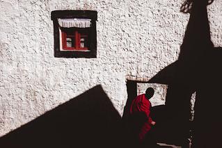 Monastery. Ladakh, India