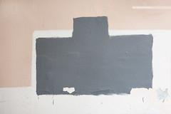 Untitled #3 (Nannile) Tags: urbanrothko nikon d700 50mm spots patches arbat moscow rothkoesque grey greyish artwork project chevuolequestamusicastaserachemiriportaunpocodelpassato