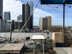 Op Het Dak Rooftop (Un tocco di zenzero) Tags: rotterdam rooterdamfoodieguide myrotterdam visitholland visitrotterdam