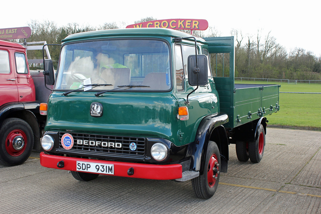 Vintage Work Trucks >> The World's Best Photos of bedford and lorry - Flickr Hive Mind