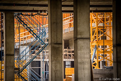 Construction Site #7631 -  [Explore - April 18, 2017] (www.karltonhuberphotography.com) Tags: 2017 abstract chaos colorful constructionsite costamesa exterior horizontalimage karltonhuber lines newconstruction outdoors patterns southerncalifornia streetphotography streetscene urban