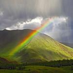 Rain & Rainbow. Altai mountains [Explored] thumbnail