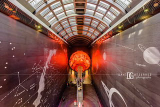 Earth Galleries, Natural History Museum, London, UK