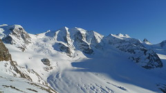Piz Palü 3882m (czpictures) Tags: bernina piz palü mountains ski touring switzerland glacier mountaineering alpinism diavolezza morteratsch