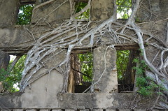 "La ""Maison fantôme"", Marodoka (RarOiseau) Tags: madagascar nosybe marodoka ruine histoire"