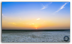 Sunset view at great Rann of Kutch, Gujarat, India (FotographyKS!) Tags: rannofkutch kutch salt landscape beautiful calm colorful desert lake nature outdoors scene scenic season serenity summer travel water cracks earth land crust dirt patterns saltpans texture saltylandscape whitedesert thardesert gulfofkutch indusriver background beach footprint leisure outdoor sunset dawn parchedland dusk sunrise clouds sand sea seaside gujarat india