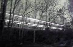 Canon EOS 7D Bernard, Le train (Sebmanstar) Tags: canon eos 7d france french europe europa digne les bains art creation night nuit creative explore research imagination imagine original photography provence light digital work creatif recherche decouvrir decouverte train rail
