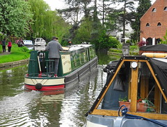 Shardlow-canal (johnb/Derbys/UK) Tags: derbyshireuk canal wet barges