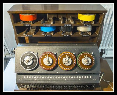 Decipher Machine