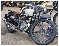 MotoConfort (The Landscape Motorcyclist) Tags: motoconfort handchange girderforks french fishtail