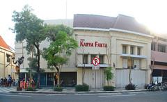Toko Karya Fakta (Everyone Sinks Starco (using album)) Tags: surabaya eastjava jawatimur building gedung architecture arsitektur toko shop