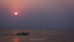 Marina Morning (dtrajan) Tags: beach chennai marina nature sunshine tamilnadu beauty bliss bluehour colors india landscape light matte morning outdoor photography scenic sea shore skies south sunrise view water waves