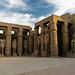 Inside Luxor Temple