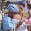 (wilphid) Tags: riovermelho salvador bahia brésil brasil plage rivage mer océan atlantique iemanja yemanja orixas candomblé religion afrobrésilien fête personnes