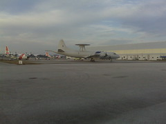 DHS recon aircraft (Talon1001a) Tags: pie st petersburg airport dhs department homeland security recon aircraft