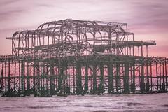 20170313-_MG_4911 (chrischampion2) Tags: brighton sea seaside beach pier palacepier westpier britishairwaysi360 horsecarousel fairgroundride carousel