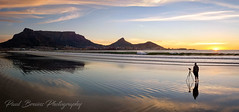 PanOhana (Panorama Paul) Tags: paulbruinsphotography wwwpaulbruinscoza southafrica westerncape capetown tablemountain milnertonpier clouds beach reflections sunset nikond800 nikkorlenses nikfilters panorama