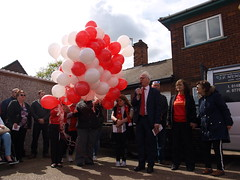 Hillsborough Memorial Service held at Ashby Funeral Care on 15th April 2017. Local MP Nic Dakin is seen giving a speech during the service. (Scunthorpe Life) Tags: scunthorpe liverpool football lfc hillsborough disaster tragedy jft96