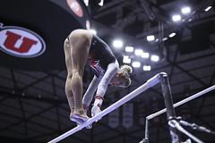 gymnastics015 (Ayers Photo) Tags: sports canon utahutes utah utes red redrocks gymnastics barefoot bare foot feet toes toe barefeet woman women